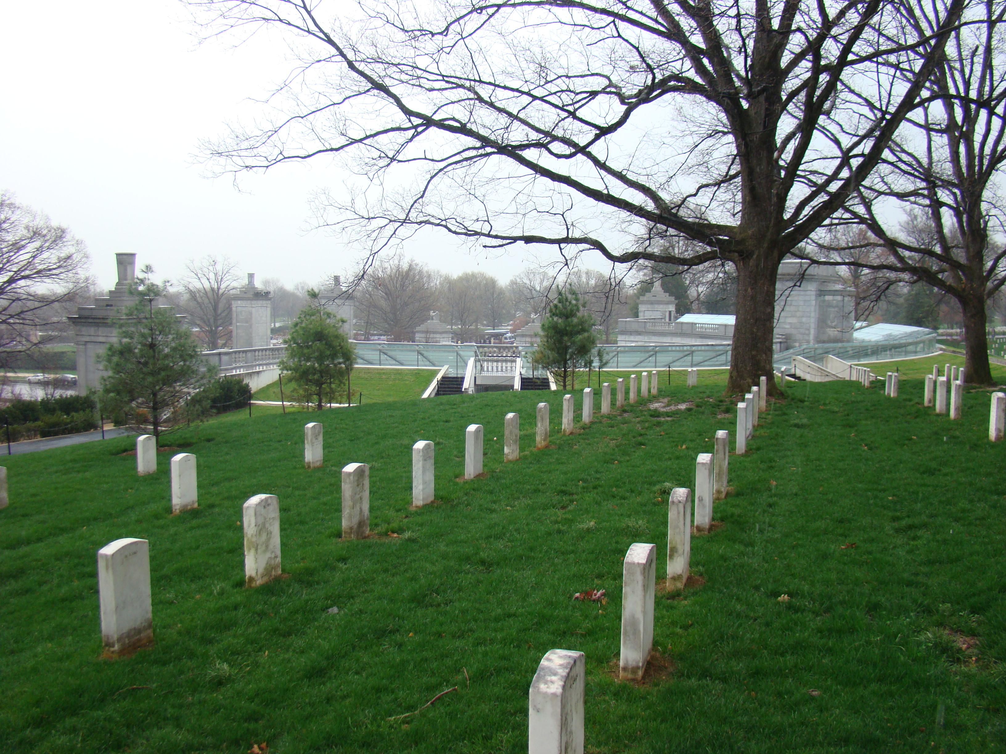 arlington national cemetery | The eLuceydator