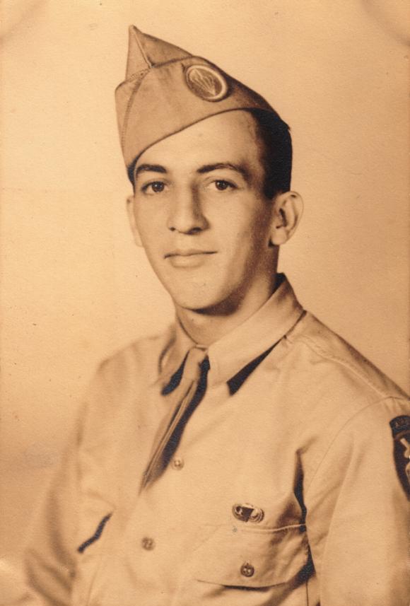 Douglas Frost 1944